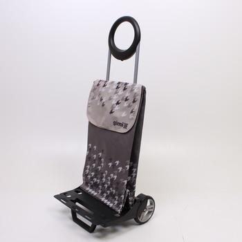 Nákupní vozík Gimi  šedý 1533181801001