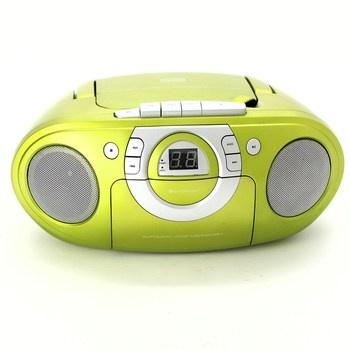 Rádio s CD přehrávačem Soundmaster SCD5100GR