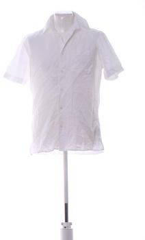 Pánská košile Marks & Spencer bílá
