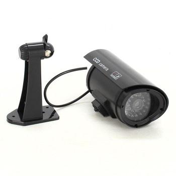 Atrapa bezpečnostní kamery s LED svícením