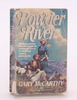 Kniha Gary McCarthy: Powder River