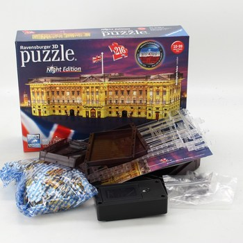 3D puzzle Ravensburger London Night edition