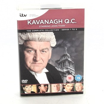 Seriál na DVD Kavanagh Q.C.