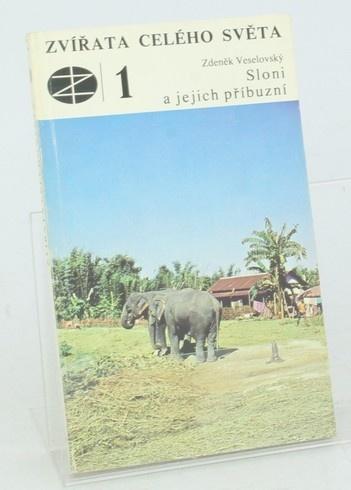 Zvířata celého světa 1: Sloni a jejich příbuzní