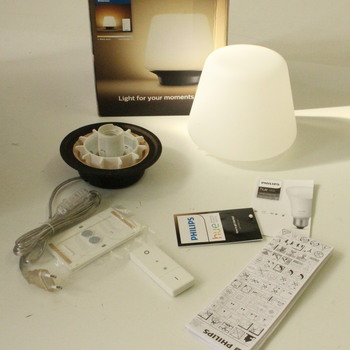 Stolní LED lampa Philips Hue Wellness