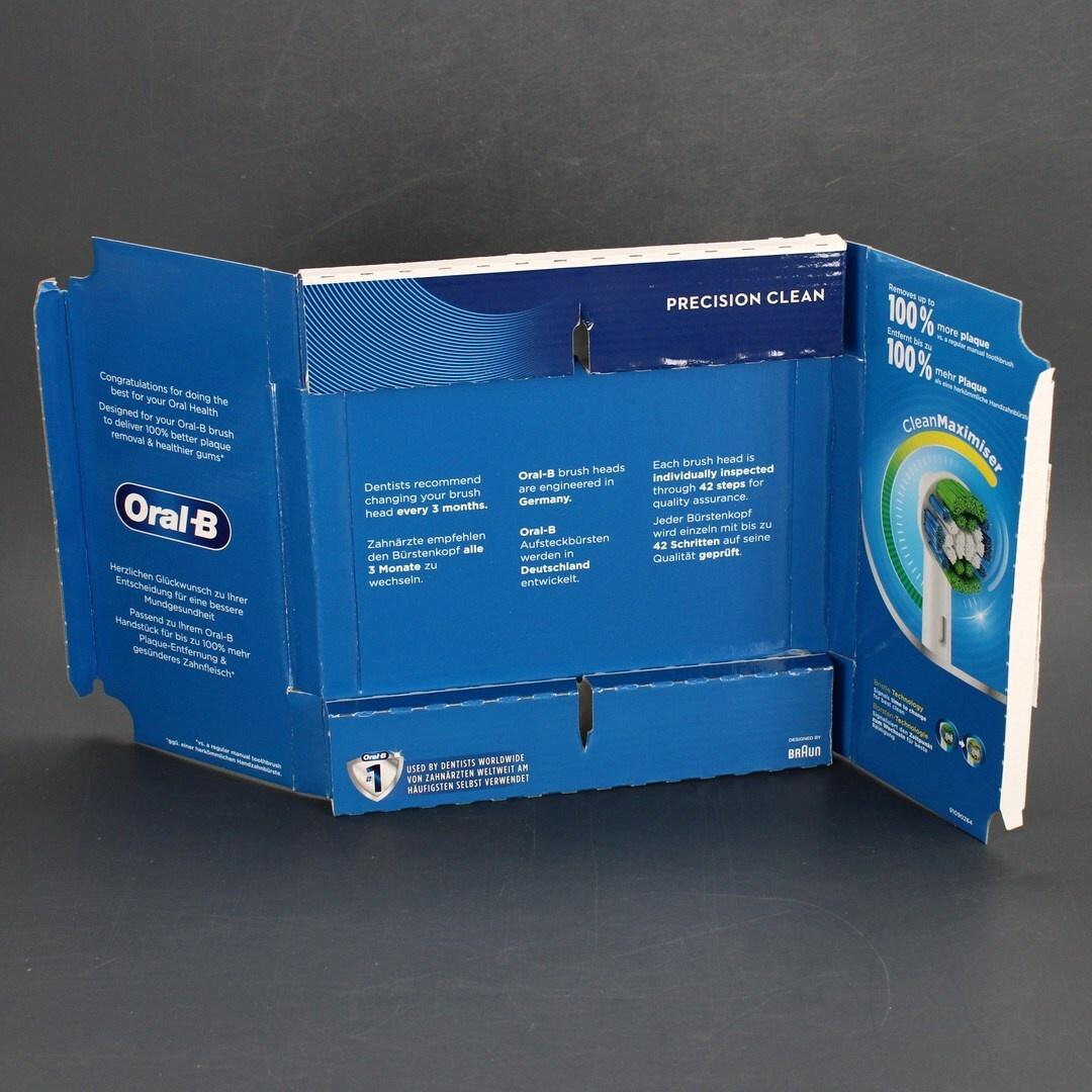 Sada kartáčků Oral-B Precision Clean 10ks