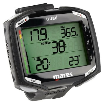Sportovní hodinky Mares 414134-BKBK