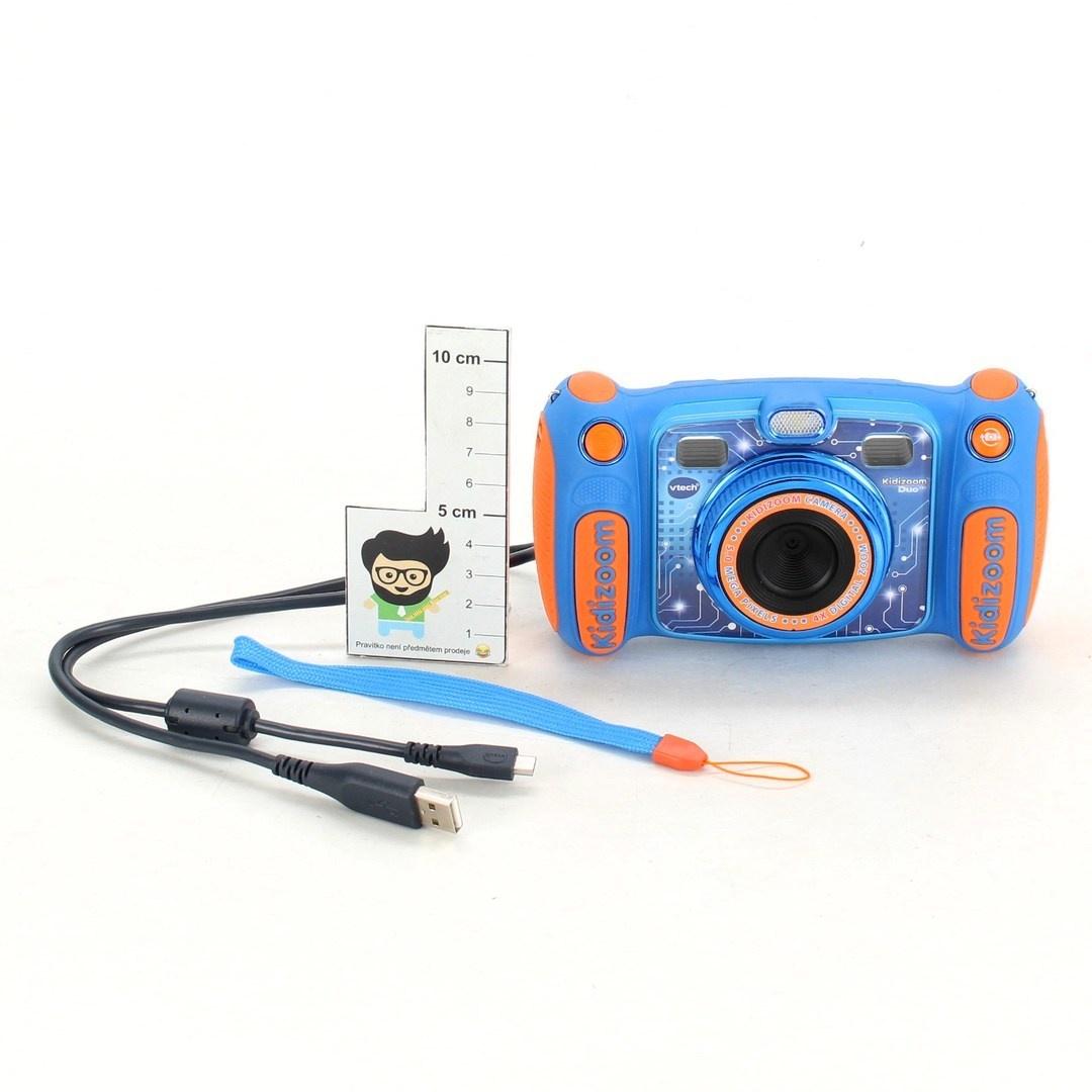 Dětský fotoaparát Vtech Kidizoom modrý