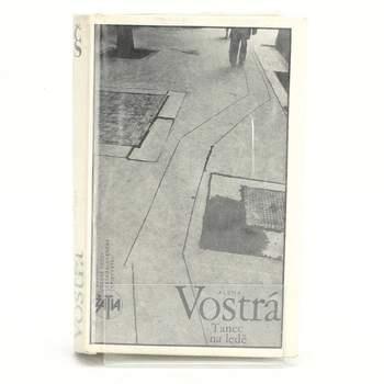Kniha Tanec na ledě Alena Vostrá