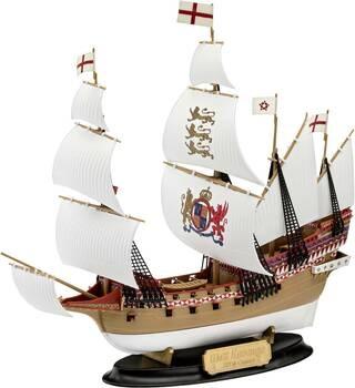 Model lodi Revell 05661 HMS Revenge