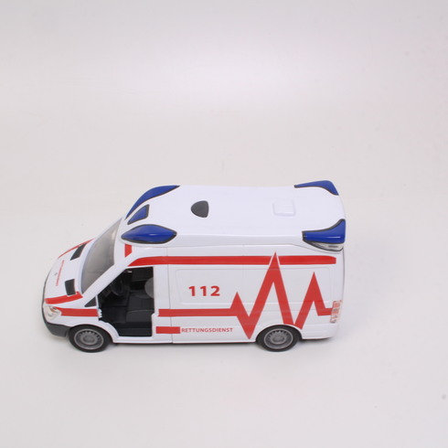 Sanitka SOS Dickie Toys 112