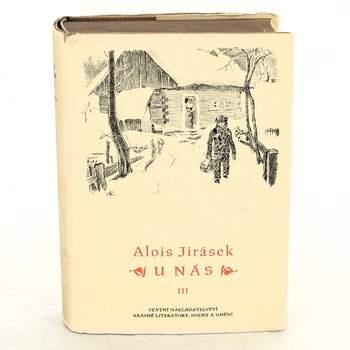 Historická kniha U nás III Alois Jirásek