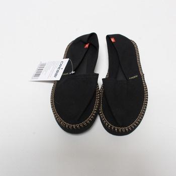 Vycházková obuv Cressi černé