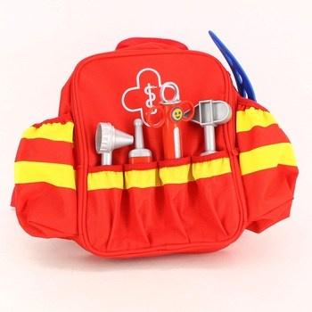 Hasičský batoh s vybavením Klein Záchranář