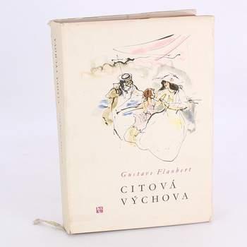 Kniha Citová výchova Gustav Flaubert