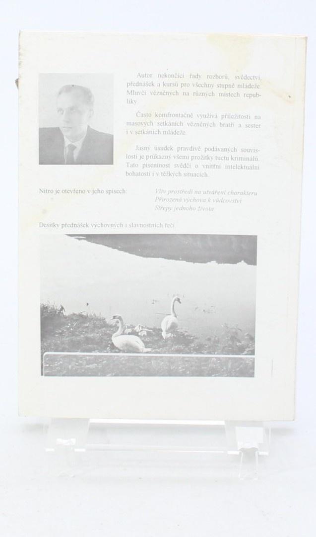 Kniha Antonín Huvar: Záblesky z temného dolu