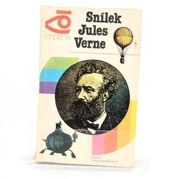 Kniha Jevgenij Brandis: Snílek Jules Verne