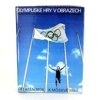 V. Dobrovský: Olympijské hry v obrazech