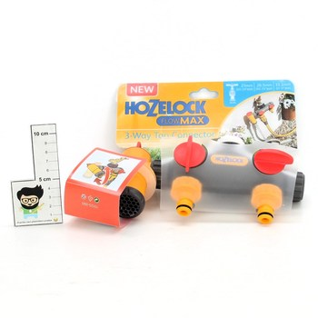 Dvoucestný ventil Hozelock FLOWMAX