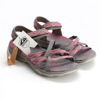 Dámské sandále Grition šedé