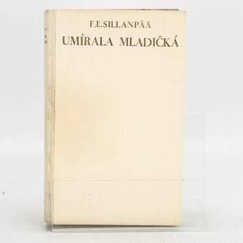 Kniha F. E. Sillanpää: Umírala mladičká