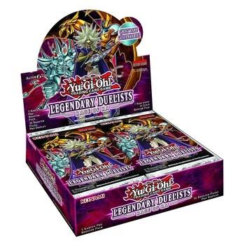 Karty Yu-Gi-Oh! Legendary Duelist 7 DE