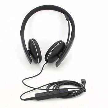 Oboustranná sluchátka Sennheiser SC165 USB-C
