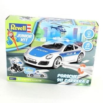 Stavebnice Revell 00818 Polizei Porsche 911