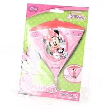 Balónek Disney Diamondz Minnie