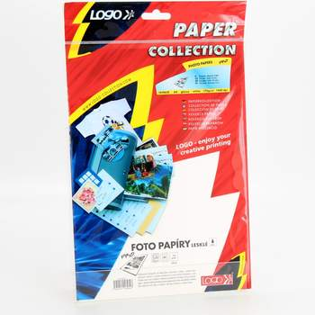 Fotopapíry Logo Paper Collection 10 kusů