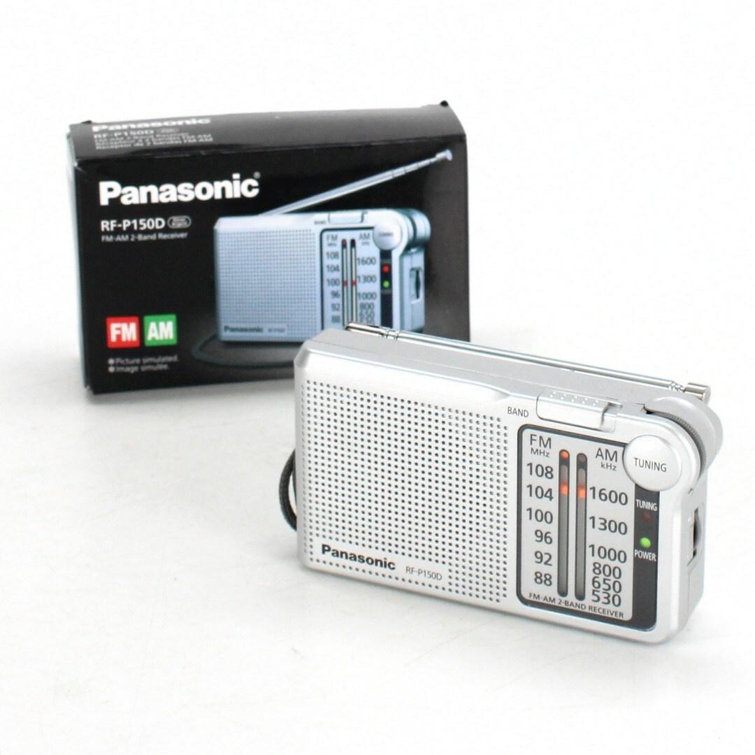 Přenosné rádio Panasonic RF-P150