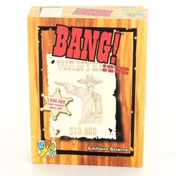 Karetní hra DV Giochi Bang!