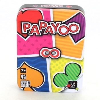 Karetní hra Papayoo Gigamic