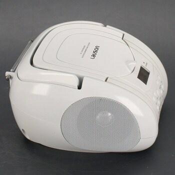 Radiopřijímač s CD/MP3 Lauson MX20
