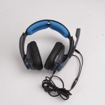 Sluchátka s mikrofonem Sennheiser GSP 300