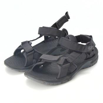 Pánské sandále Jack Wolfskin černé EU 45,5