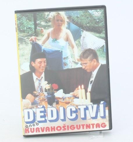 DVD film Dědictví aneb Kurvahošigutntag