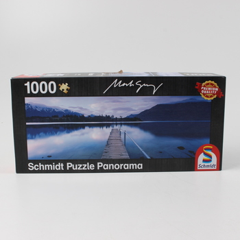 Puzzle Schmidt Panorama Lake Wakatipu 1000