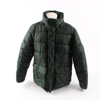 Chlapecká bunda ZARA zelená