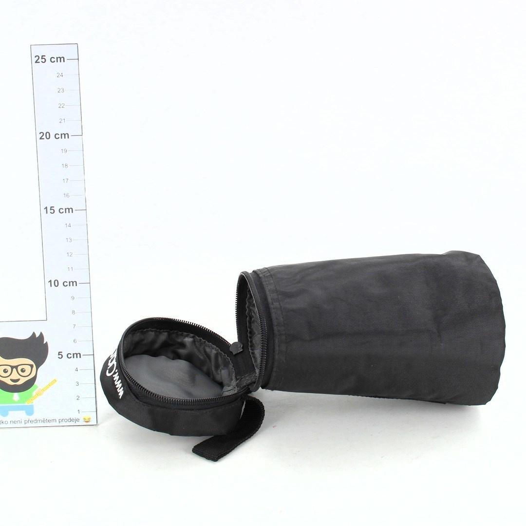 Cyklobrašna výška 19 cm černá