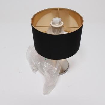 Stolní lampa Eglo 31627 Satin Nickel