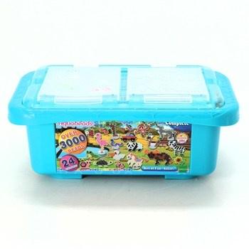 Box s korálky Aquabeads 32808 Safari