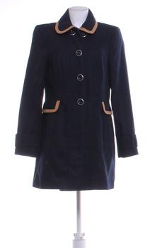 Dámský zimní kabát F&F modrý