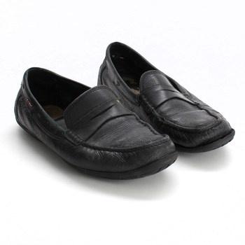 Pánská společenská obuv Geox U44Q6D04643