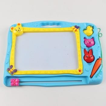 Kreslící tabulka Sunny kids modrá