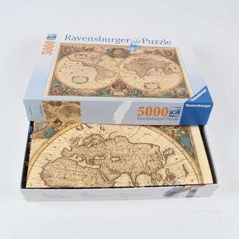 Puzzle Ravensburger 17411