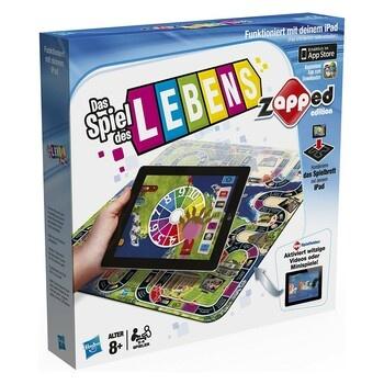 Desková hra Hasbro 38187100 Spiel des Lebens