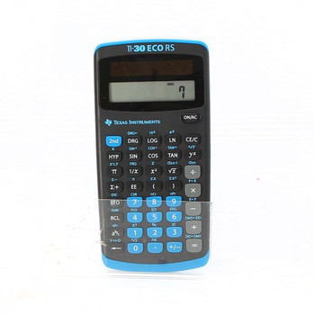 Kalkulačka Texas Instruments TI-30 ECO RS
