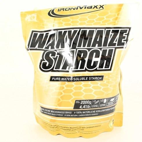 Proteinový doplněk Iron Maxx Waxy Maize Starch,neutral