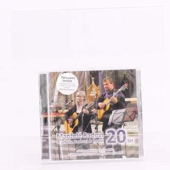 CD Manžele Radovi záznam koncertu 9.10.2011